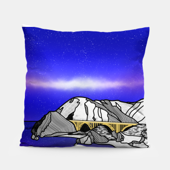 Big Sur Pillow Bild der Miniatur