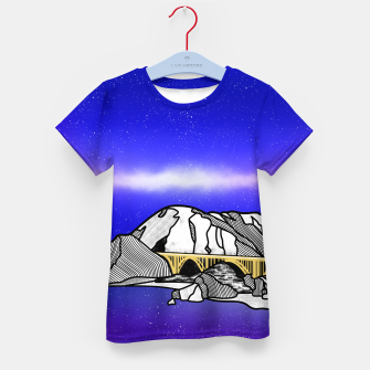 Big Sur Kid's t-shirt Bild der Miniatur
