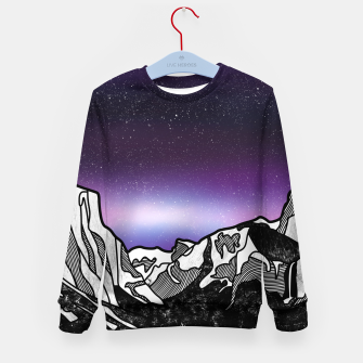 Yosemite Valley Kid's sweater Bild der Miniatur