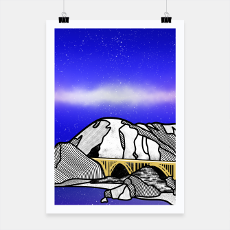 Thumbnail image of Big Sur Poster, Live Heroes