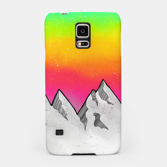 Thumbnail image of Mountain Scene Samsung Case, Live Heroes
