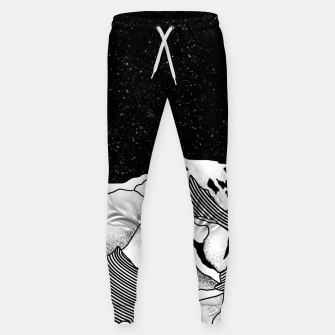 Thumbnail image of Mont Blanc Sweatpants, Live Heroes
