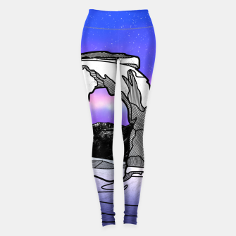 Thumbnail image of Delicate Arch Leggings, Live Heroes