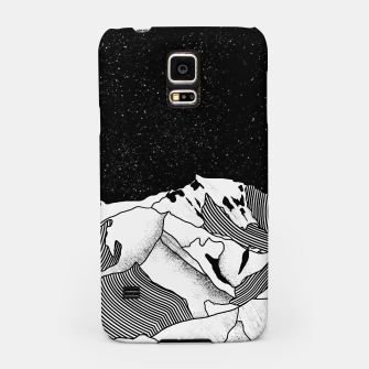 Thumbnail image of Mont Blanc Samsung Case, Live Heroes