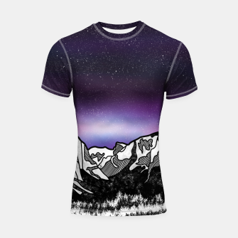 Thumbnail image of Yosemite Valley Shortsleeve rashguard, Live Heroes