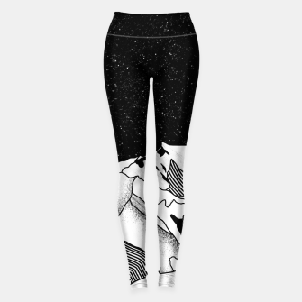 Thumbnail image of Mont Blanc Leggings, Live Heroes