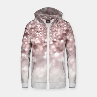 Thumbnail image of Marble Princess Glitter Dream #1 #shiny #gem #decor #art  Reißverschluss kapuzenpullover, Live Heroes