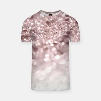 Thumbnail image of Marble Princess Glitter Dream #1 #shiny #gem #decor #art  T-Shirt, Live Heroes