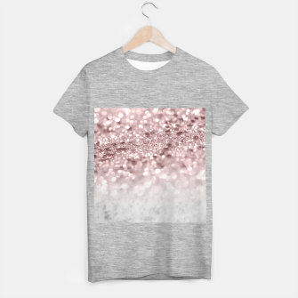Thumbnail image of Marble Princess Glitter Dream #1 #shiny #gem #decor #art  T-Shirt regulär, Live Heroes