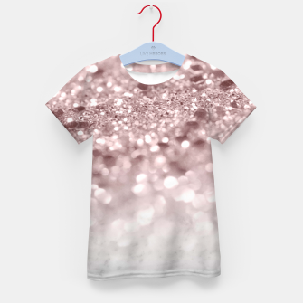 Thumbnail image of Marble Princess Glitter Dream #1 #shiny #gem #decor #art  T-Shirt für kinder, Live Heroes
