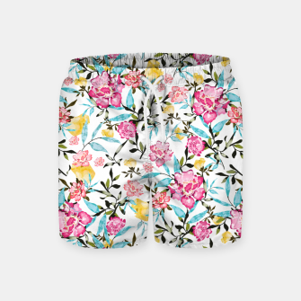 Thumbnail image of Florela Swim Shorts, Live Heroes