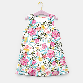 Thumbnail image of Florela Girl's summer dress, Live Heroes