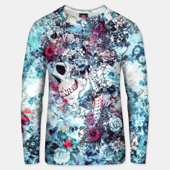 Skull Queen II Unisex sweater thumbnail image