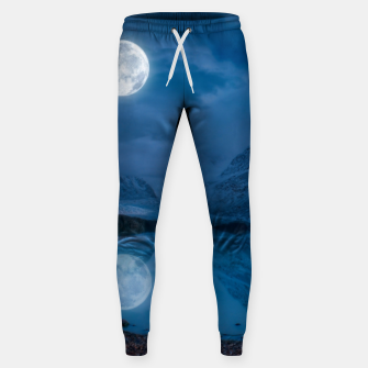 Thumbnail image of Winter Is Here - Cold Moon Sweatpants, Live Heroes
