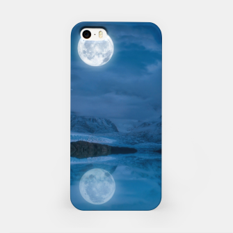 Thumbnail image of Winter Is Here - Cold Moon iPhone Case, Live Heroes