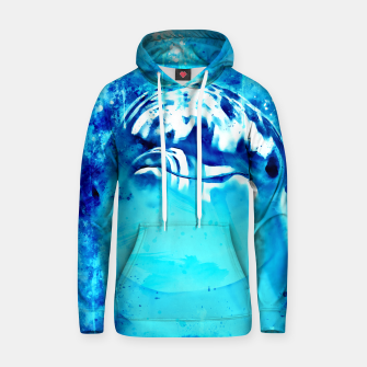 Thumbnail image of gxp dolphin splatter watercolor Hoodie, Live Heroes