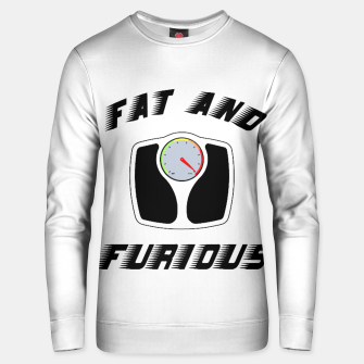 Miniaturka FAT AND FURIOUS ! Unisex pull, Live Heroes