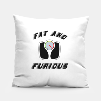 Miniaturka FAT AND FURIOUS ! Coussin, Live Heroes