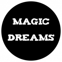 Magic Dreams logo, Live Heroes