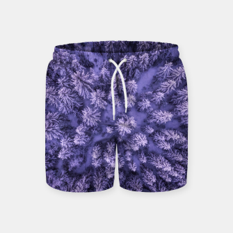 Thumbnail image of Winter Is Here - Aerial Woods Swim Shorts, Live Heroes