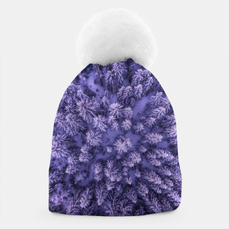 Thumbnail image of Winter Is Here - Aerial Woods Beanie, Live Heroes