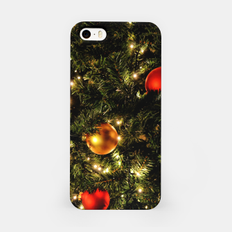 Thumbnail image of X-MAS - Christmas Tree Ornament iPhone Case, Live Heroes