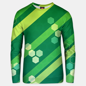 Thumbnail image of Hexagons n' Line Unisex sweater, Live Heroes