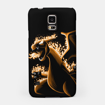 Thumbnail image of Fire evolution Dragon Carcasa por Samsung, Live Heroes