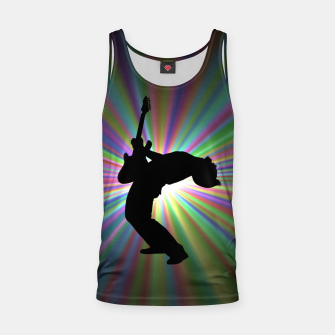 Thumbnail image of Guitarist Tank Top, Live Heroes