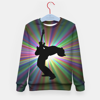 Thumbnail image of Guitarist Kid's sweater, Live Heroes