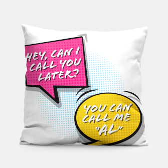 """Thumbnail image of You  can call me """"Al"""" Pillow, Live Heroes"""