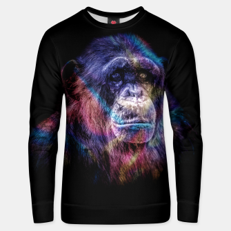 Thumbnail image of Chimp Unisex sweater, Live Heroes