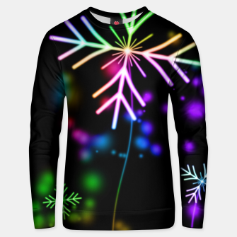 Thumbnail image of Snowflakes Bluza unisex, Live Heroes