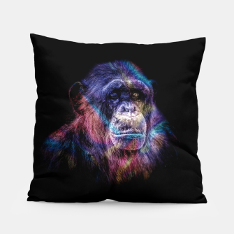 Miniatur Chimp Pillow, Live Heroes