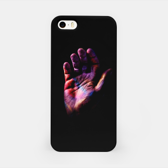 Miniatur Hand iPhone Case, Live Heroes