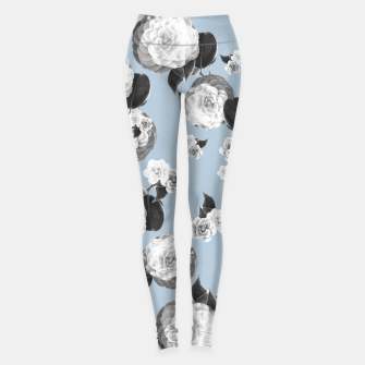 Thumbnail image of Spring Floral Dream #12 #decor #art  Leggings, Live Heroes