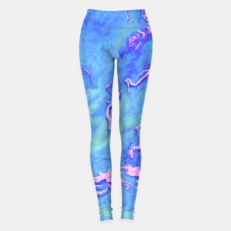 Miniaturka Fiji Beaches Leggings, Live Heroes