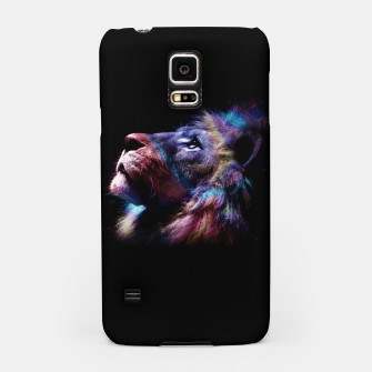 Lion Samsung Case miniature