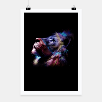 Lion Poster miniature