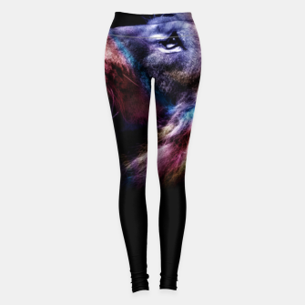 Miniature de image de Lion Leggings, Live Heroes