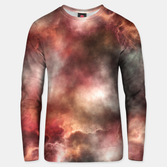 Thumbnail image of Anomalous Nebula Unisex sweater, Live Heroes