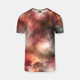 Thumbnail image of Anomalous Nebula T-shirt, Live Heroes