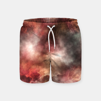 Thumbnail image of Anomalous Nebula Swim Shorts, Live Heroes