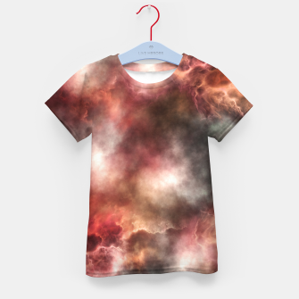 Thumbnail image of Anomalous Nebula Kid's t-shirt, Live Heroes