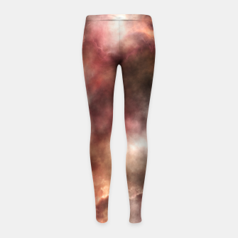 Thumbnail image of Anomalous Nebula Girl's leggings, Live Heroes