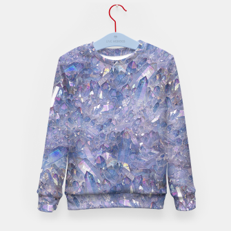 Thumbnail image of Melancholy Kid's sweater, Live Heroes