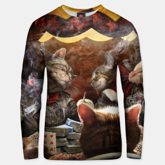 Miniaturka Party Cats unisex sweater, Live Heroes