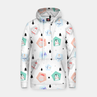Thumbnail image of Funny Christmas Hoodie, Live Heroes
