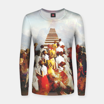 Thumbnail image of Ascension Women sweater, Live Heroes