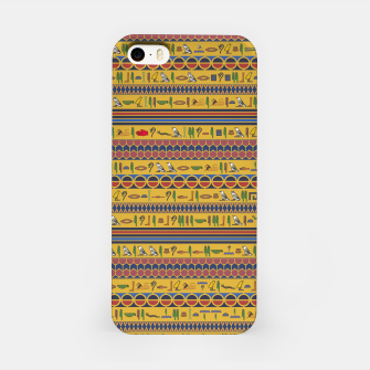 Thumbnail image of Too Many Hieroglyphs iPhone Case, Live Heroes